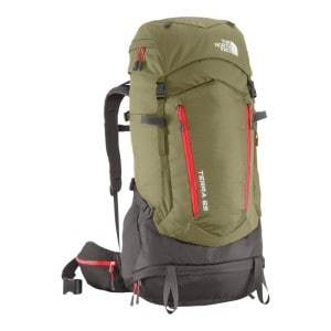 North Face Terra 65 L Backpack - Most Comfortable Backpack