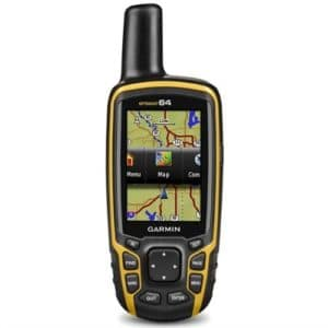 Garmin GPSMAP 64 Handheld GPS review