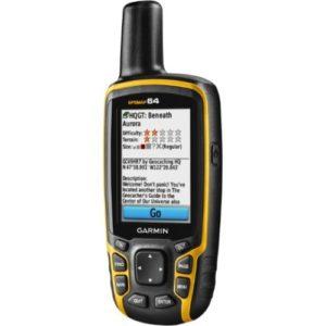 Garmin GPSMAP 64 Handheld GPS with Geocache