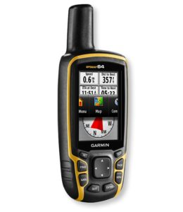 Garmin GPSMAP 64 Handheld GPS with compass