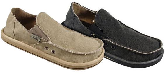 Sanuk Vagabond Sandals Review