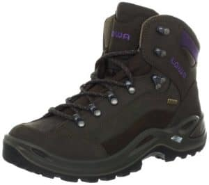 lowa renegade est women's hiking boots for rough trails