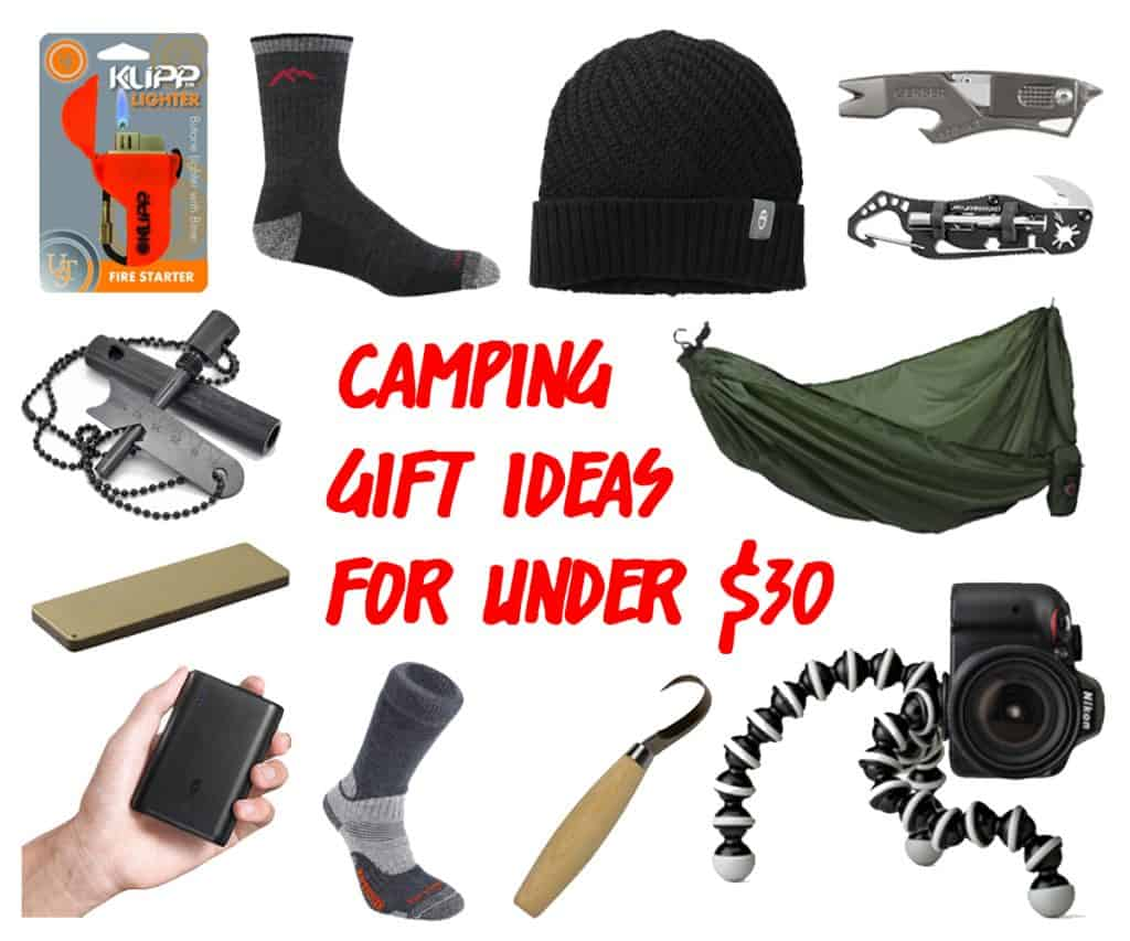 10 Genius Camping Gift Ideas Under 30 For Outdoor People
