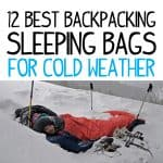 Best Cold Weather Backpacking Sleeping Bags