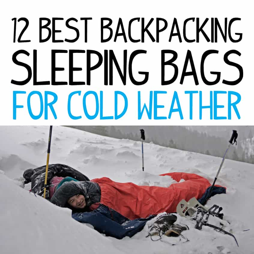 12 Best Cold Weather Backpacking Sleeping Bags to Stay ...