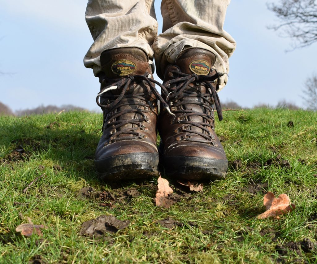 Meindl Burma Pro Boots Review front view