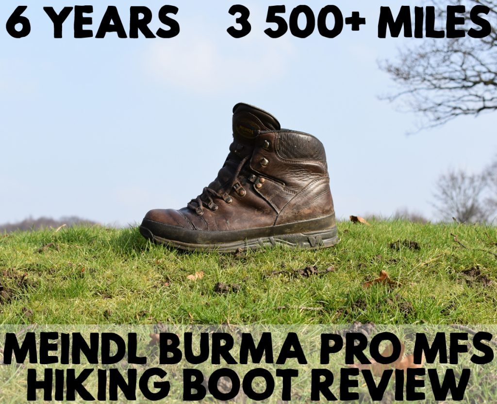 Meindl Burma Pro Review