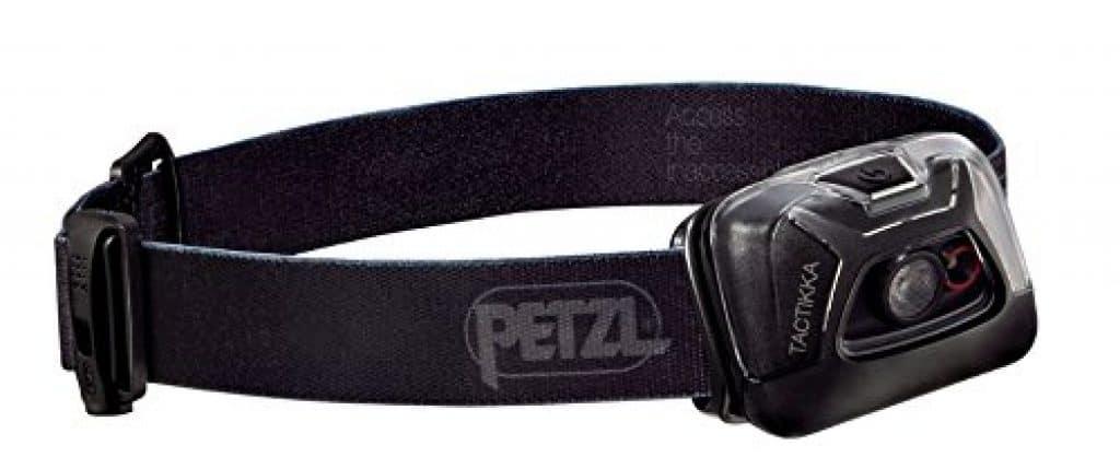 Petzl TacTikka best backpacking Headlamp
