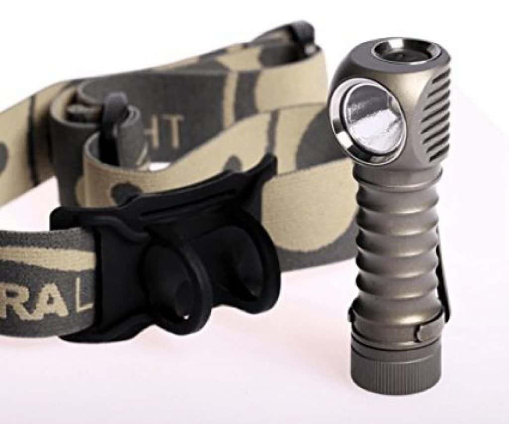 Zebralight H52w AA Headlamp