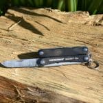 Leatherman Squirt PS4 knife review