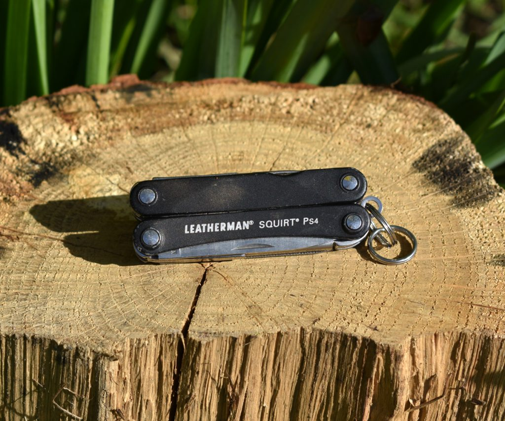 Leatherman Squirt Ps4 Review Keyring Multi Tool For Edc