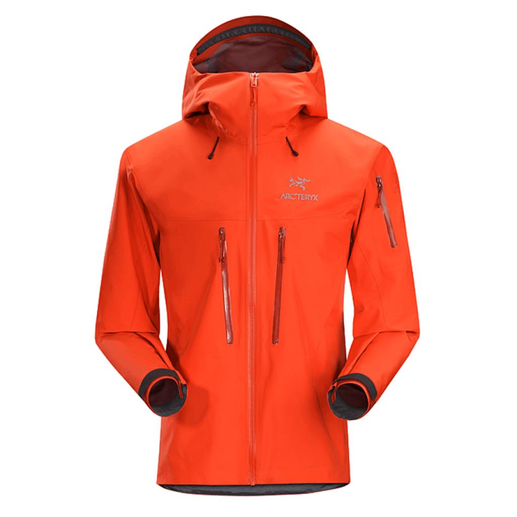 Arcteryx Alpha SV Best Waterproof Jacket