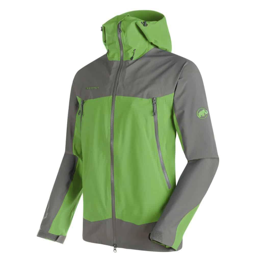 Mammut Meron Waterproof Backpacking Jacket