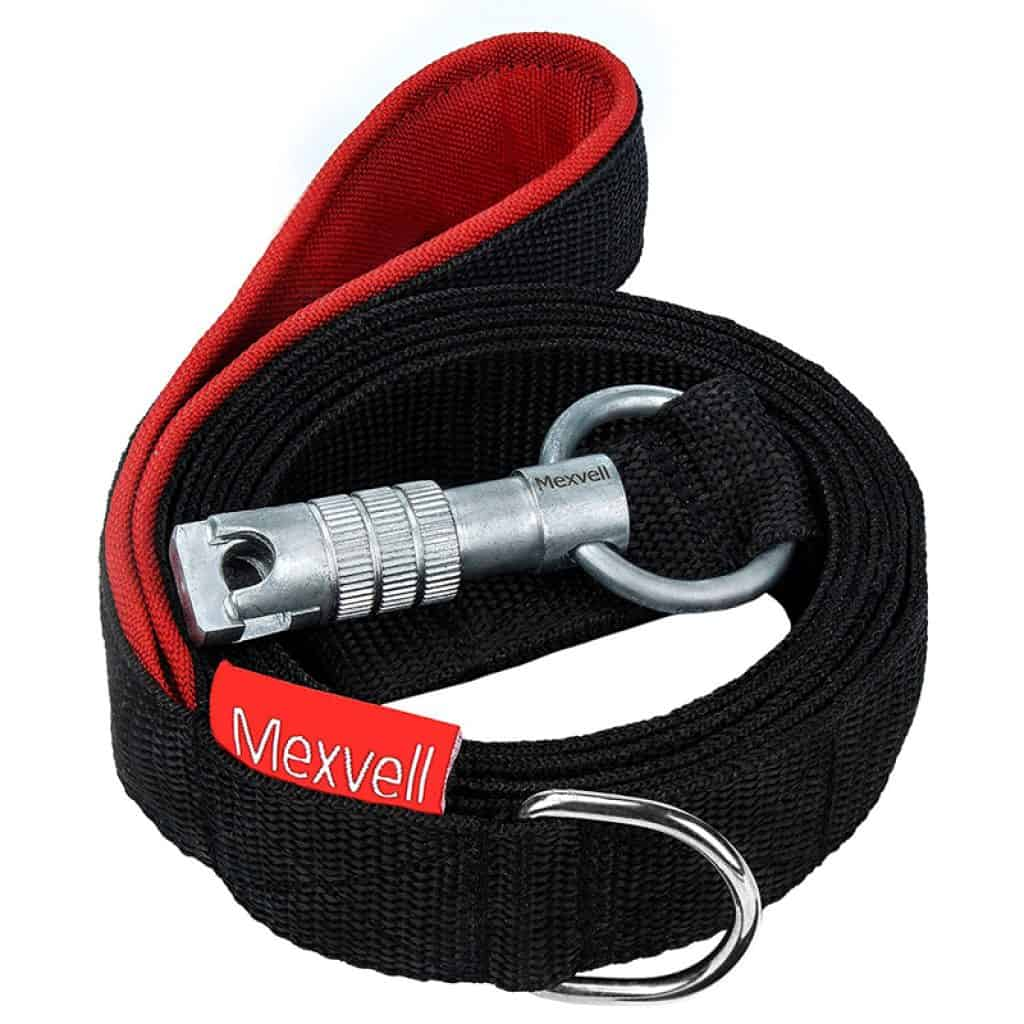 Mexvell Leash with Unbreakable Carabiner