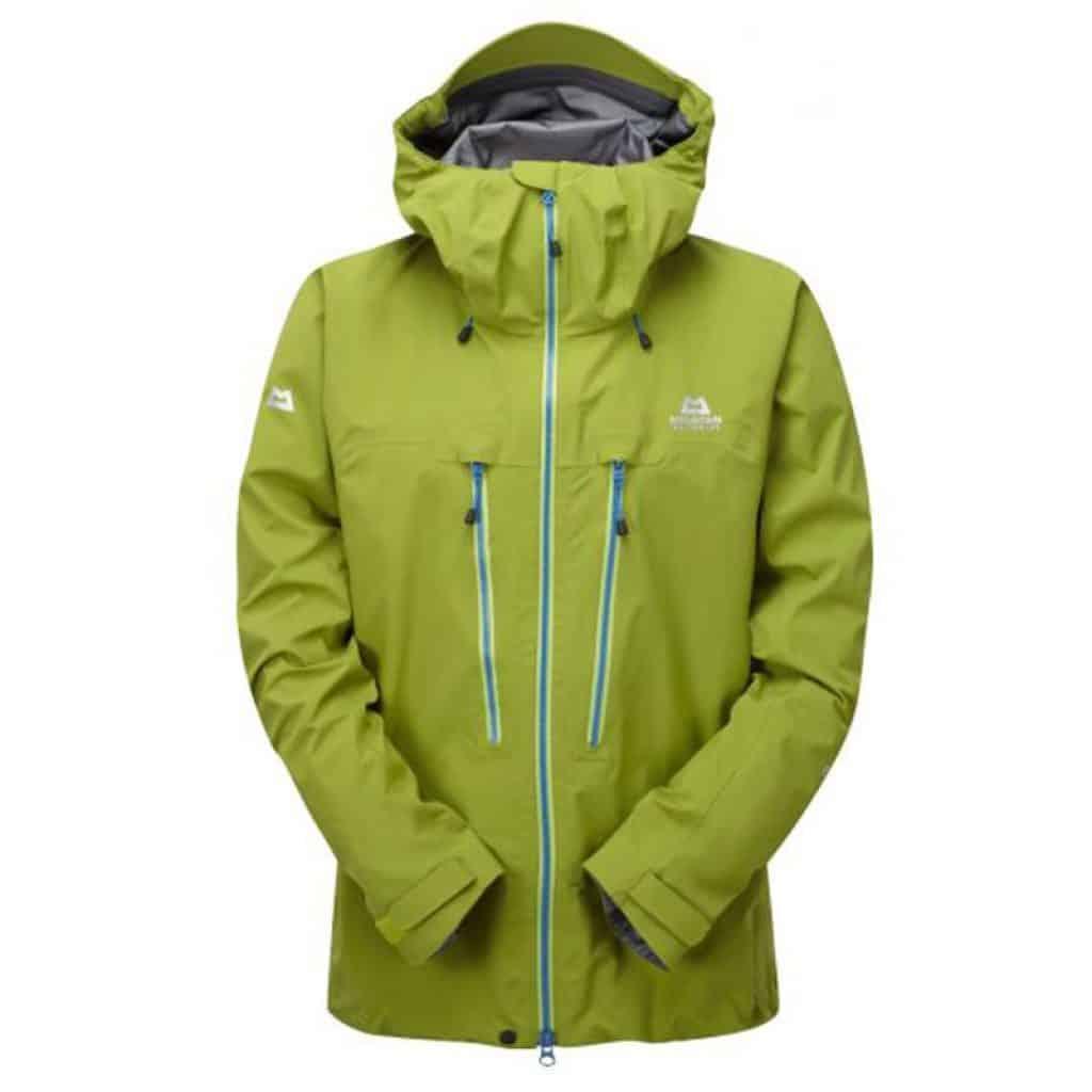 Mountain Equipment Tupilak Waterproof Climbing Jacket