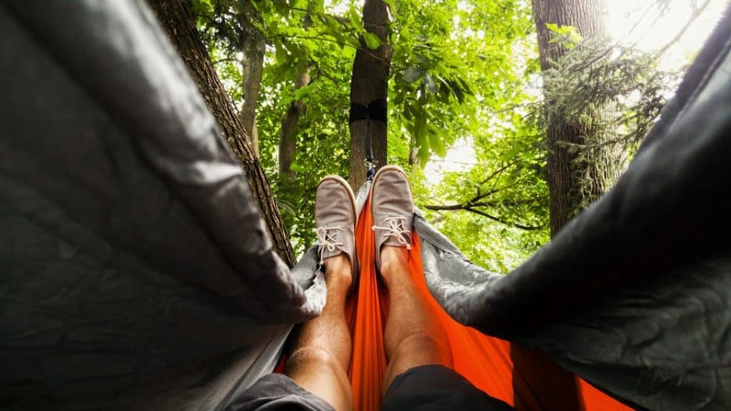 Best Camping Hammocks with Mosquito Netting
