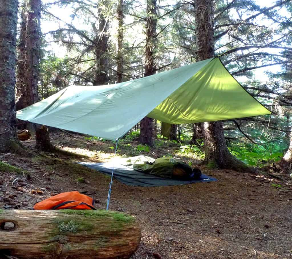 Best Camping Tarps For Hiking