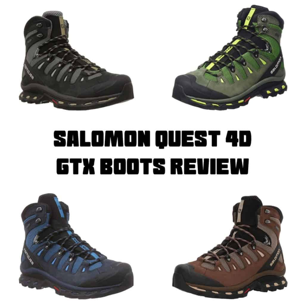 Salomon Quest 4D 2 Review