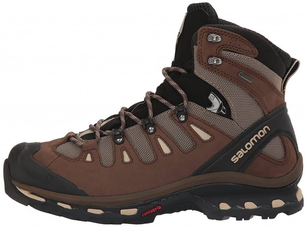Salomon Quest 4D GTX side view