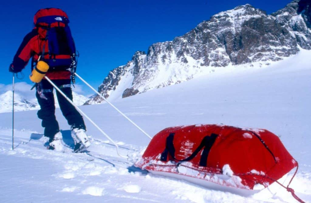 Best Outdoor Duffel Bags For Polar Expeditions