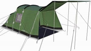 Crua Outdoors Tri 3 Person Insulated Tent