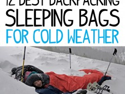 12 Cold Weather Backpacking Sleeping Bags