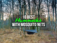 10 Best Hammocks with Mosquito Nets