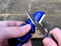 Lansky QuadSharp Review – Multi-Angle Pocket Knife Sharpener