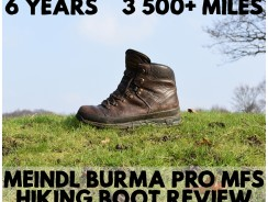 Meindl Burma Pro Boots Review – 6 Years and 3,500+ Miles