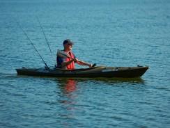 Sun Dolphin Aruba 12 SS Sit-In Fishing Kayak Review