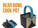 Bear Bowl Indiegogo Campaign – Fold Away Pocket Size Cook Pot