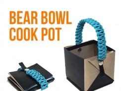 Bear Bowl Indiegogo Campaign – Fold Away Pocket Size Cook Pot