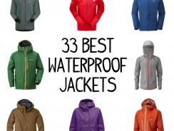 33 Best Waterproof Jackets For Hiking