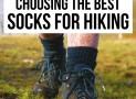 Choosing the Best Socks for Hiking
