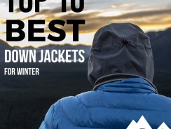 Top 10 Best Down Jackets for Staying Warm in Winter
